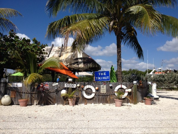 The Tiki Hut - Hollywood, FL