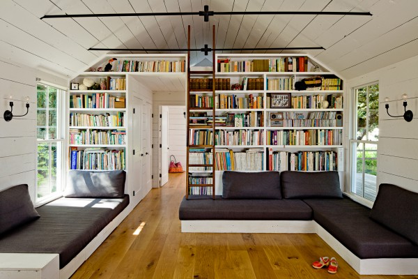 Tiny House library