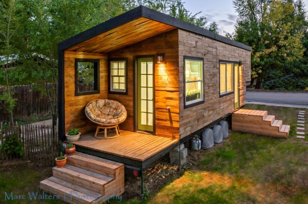 Tiny House - photo by Marc Walters