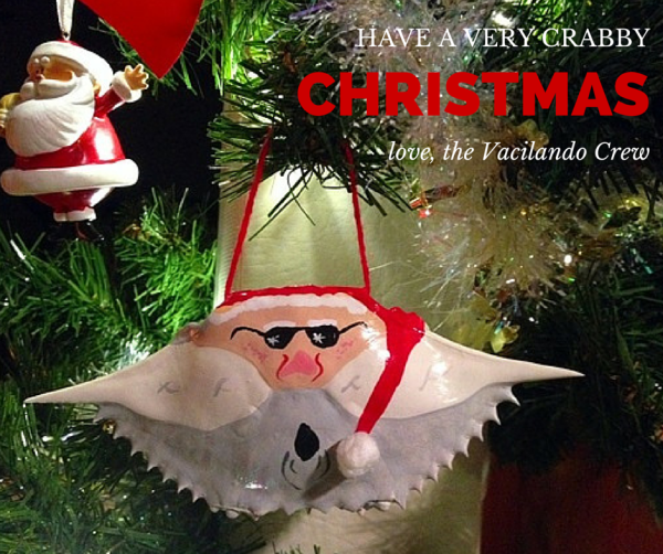 Have a very crabby christmas!