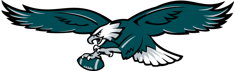 image relating to Philadelphia Eagles Printable Schedule known as I learned this Total Eagle symbol centered upon the very last a single yet with