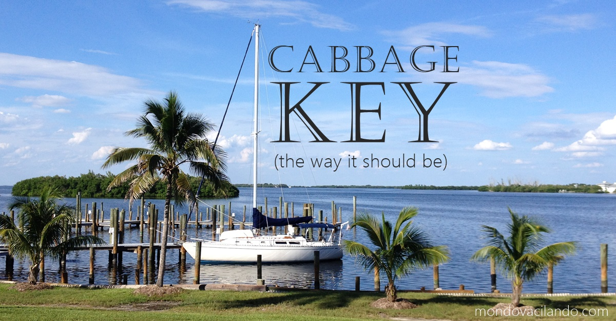Cabbage Key - the way it should be