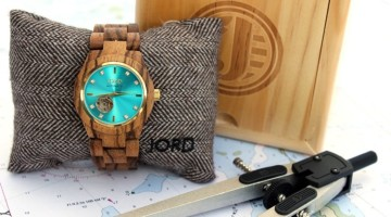 A Watch by Any Other Name… Jord Wood Watch Review