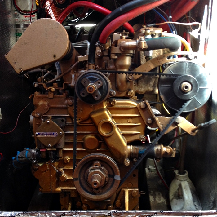 universal diesel engine 5432