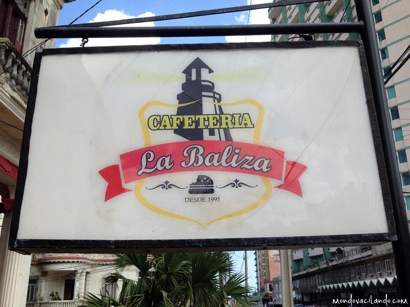 La Baliza - restaurant in Cuba