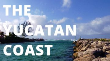 Sailing the Yucatan Coast: Bring Your Laundry