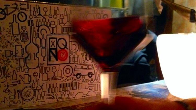 Por Qué No? The Coolest Restaurant on the Planet.