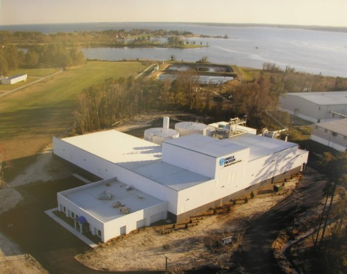 Omega Protein - Reedville Fish Plant