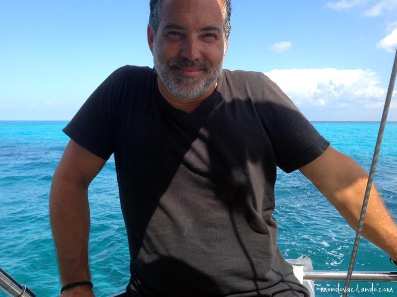 Sailing Cuba northwest coast