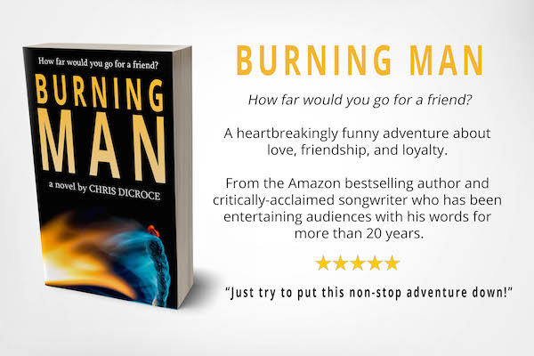 Burning Man novel