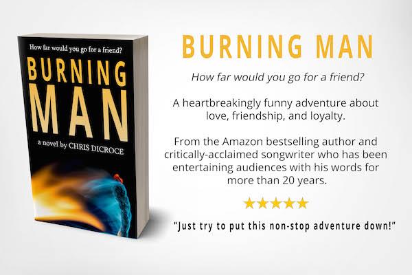 Burning Man novel