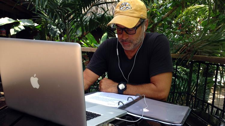 Chris DiCroce - author and songwriter.