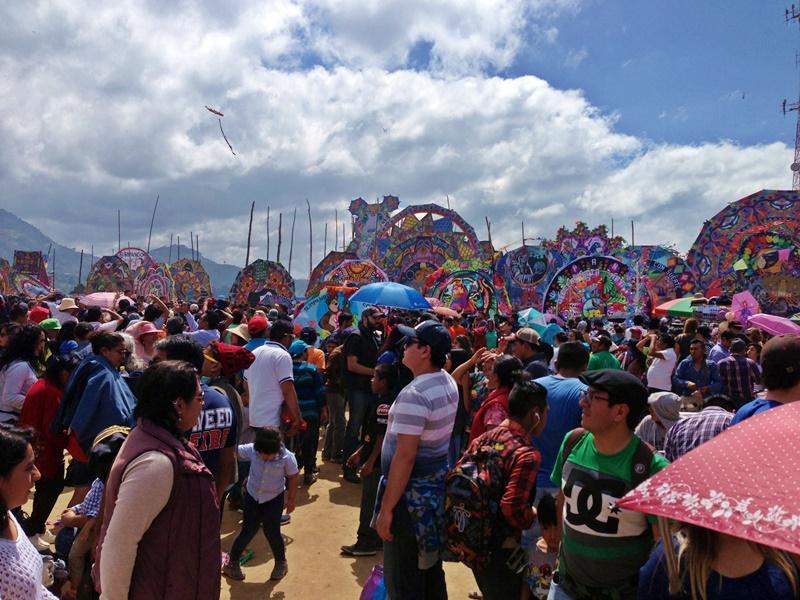 Sumpango Kite Festival in Guatemala